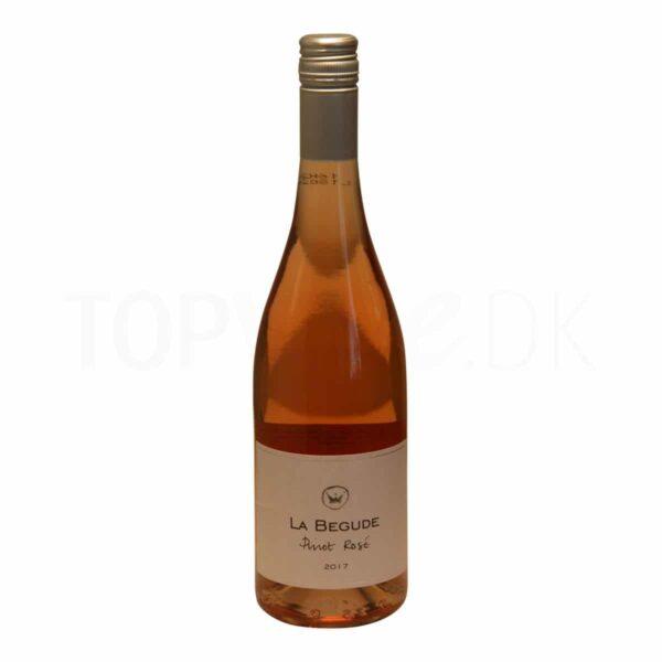 Topvine La Begude Pinot Rose 2017