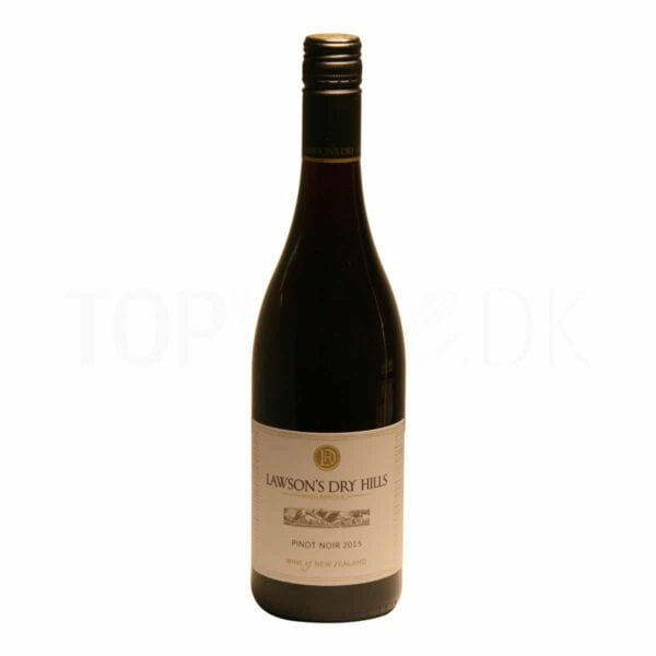 Topvine Lawsons Dry Hills Pinot Noir 2015