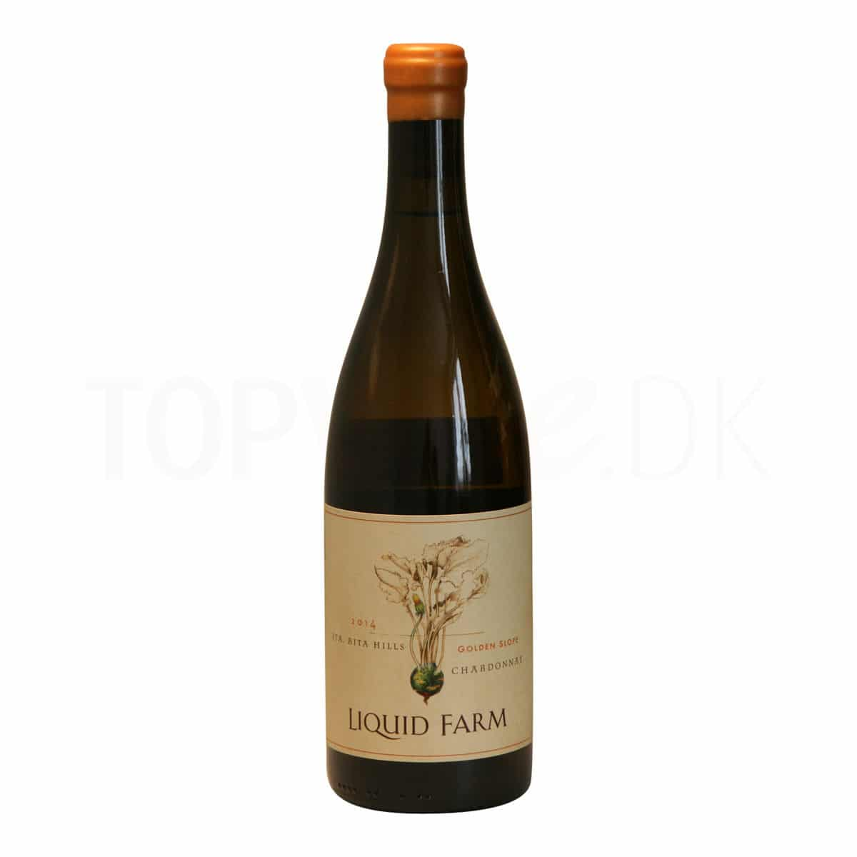 Topvine Liquid Farm Golden Slope Chardonnay 2014