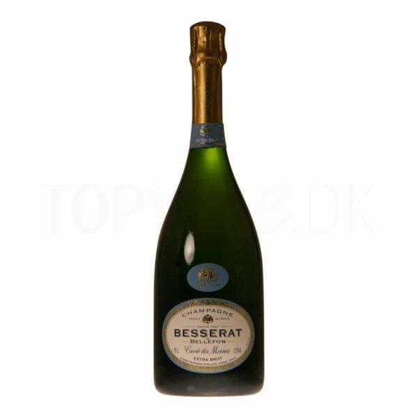 Besserat Extra brut champagne Cuvee des Miones