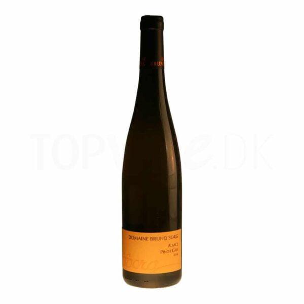 Topvine Bruno Sorg Pinot Gris 2014