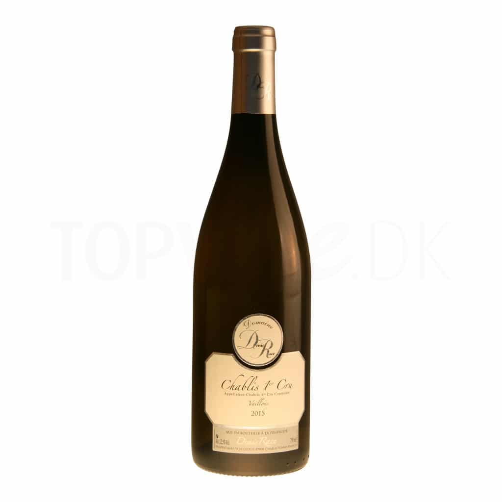 Topvine Denis Race Chablis 1 cru Vallion 2015