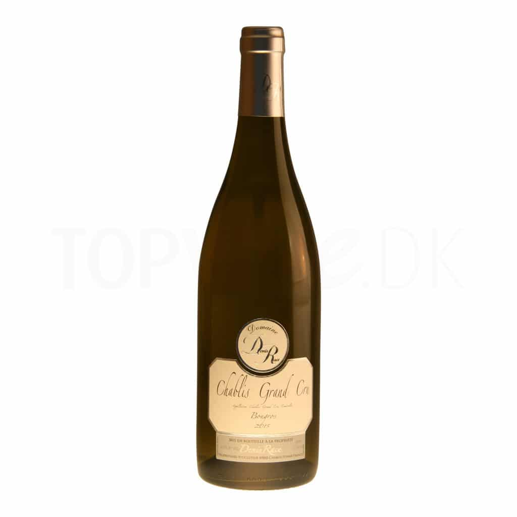 Denis Race Chablis Borgros Grand Cru
