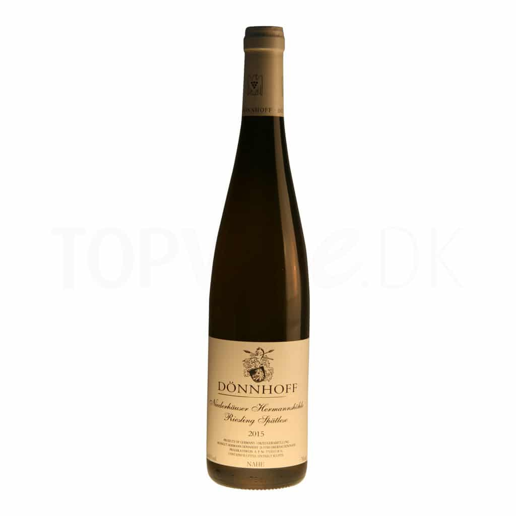 Donnhoff Riesling Spaetlese 2015