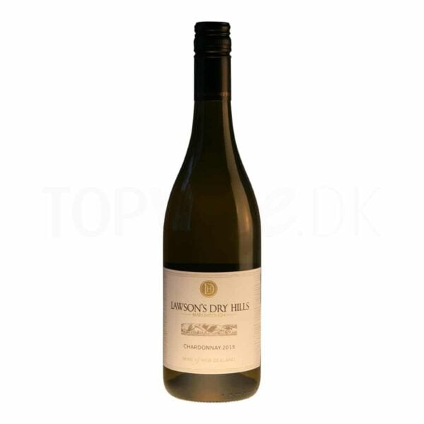 Topvine Lawsons Dry Hills Chardonnay 2016