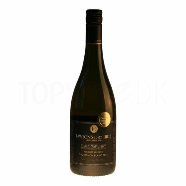 Topvine Lawsons dry hills Sauvignon Blanc 2015
