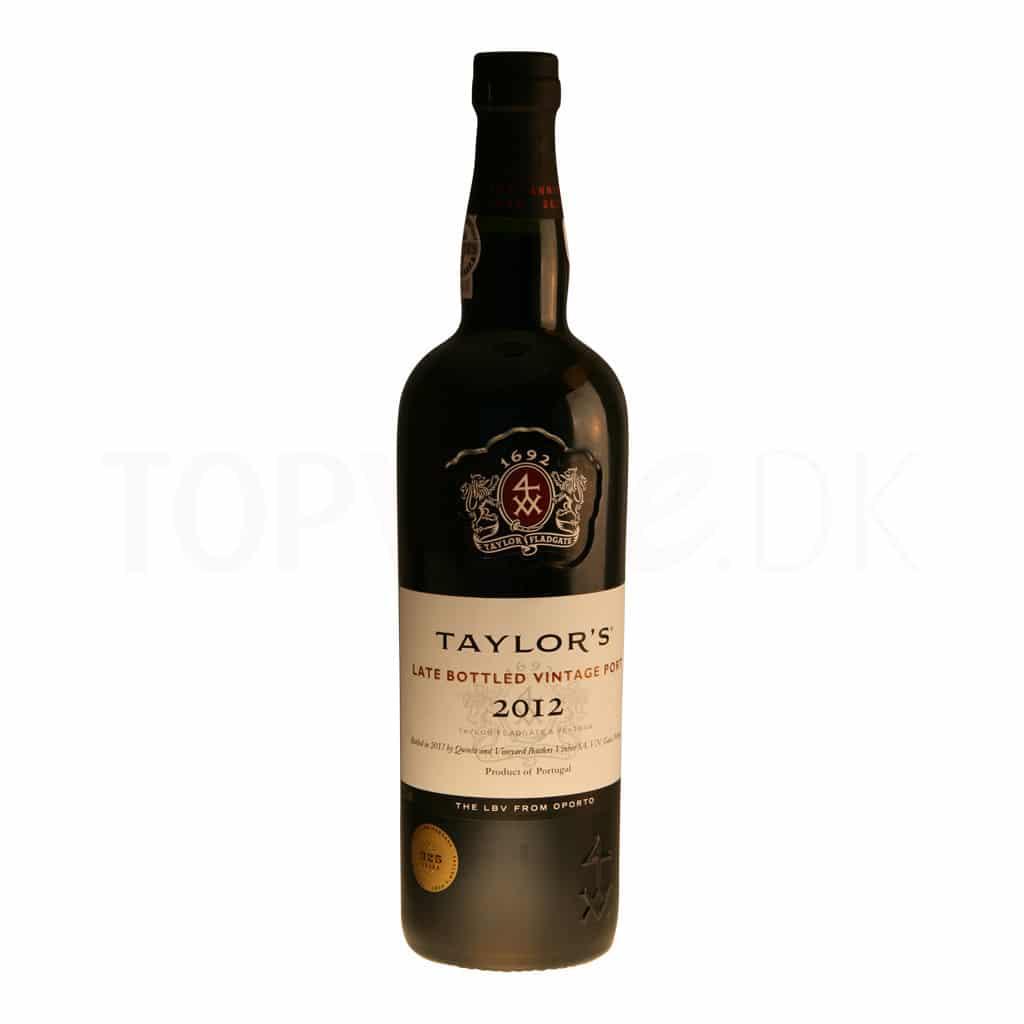 Topvine Taylors LBV 2012