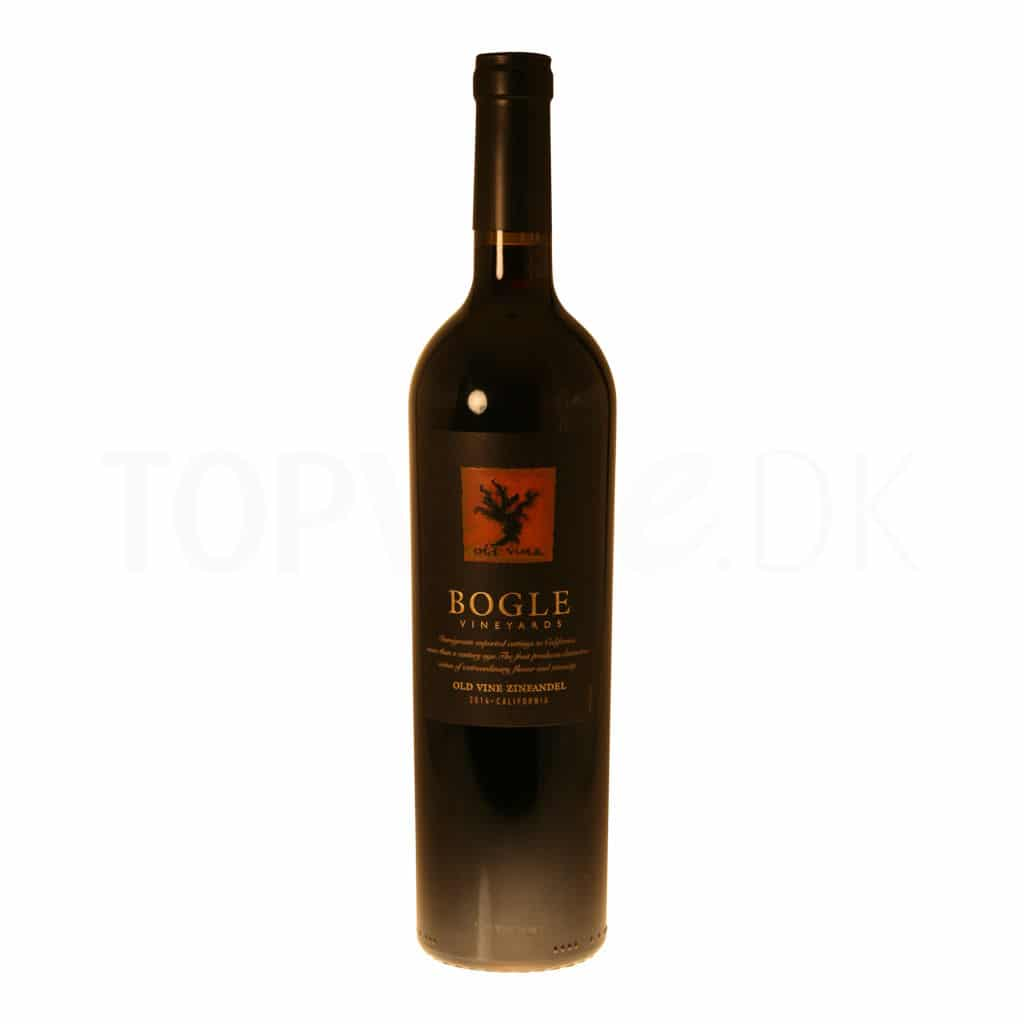 Topvine Bogle Old wine Zinfandel