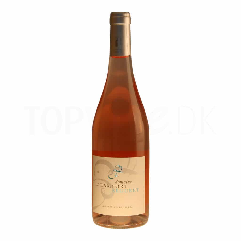 Topvine Chamfort Segurat rose 2016