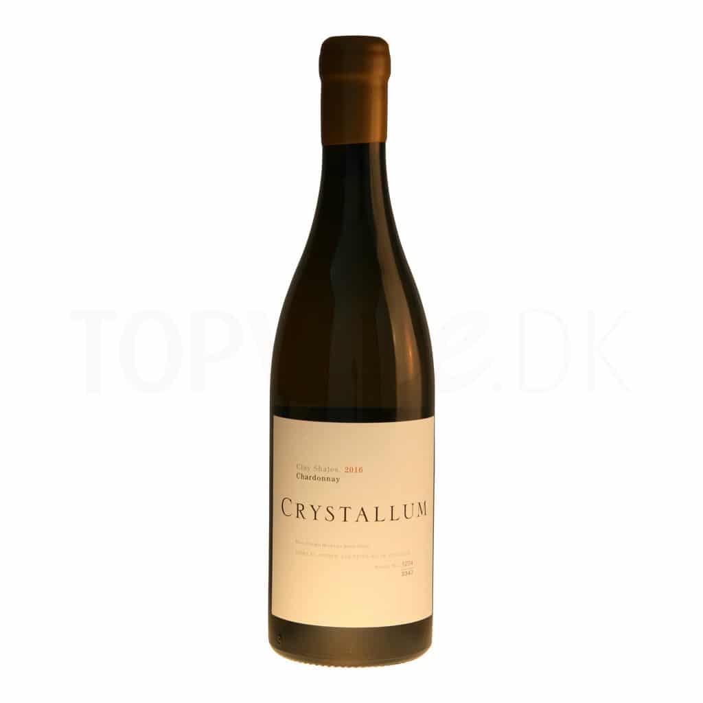 Topvine Crystallum Clay Shaels 2016 Chardonnay