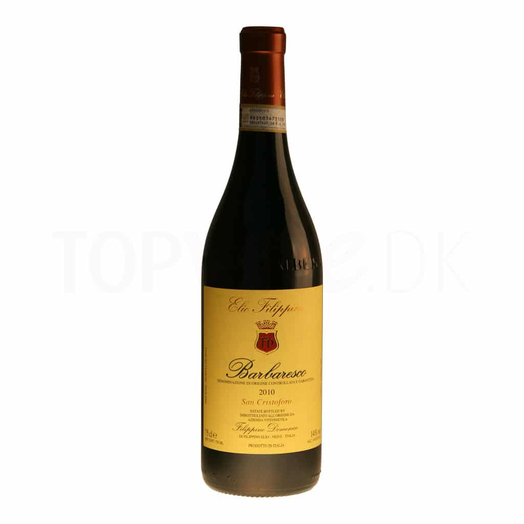 Topvine Elio Filippino Barbaresco 2010