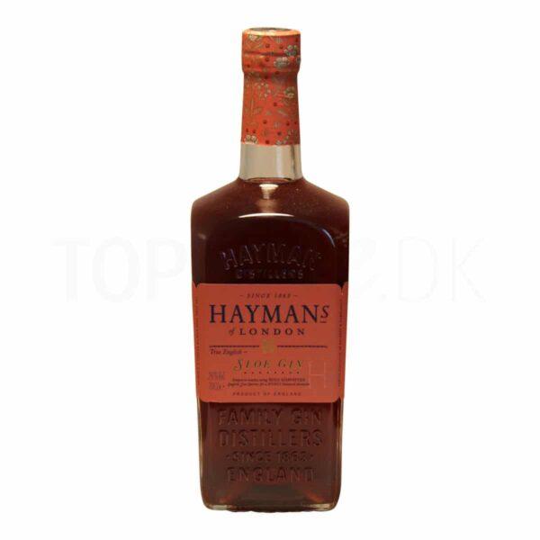 Topvine Haymans sloe gin