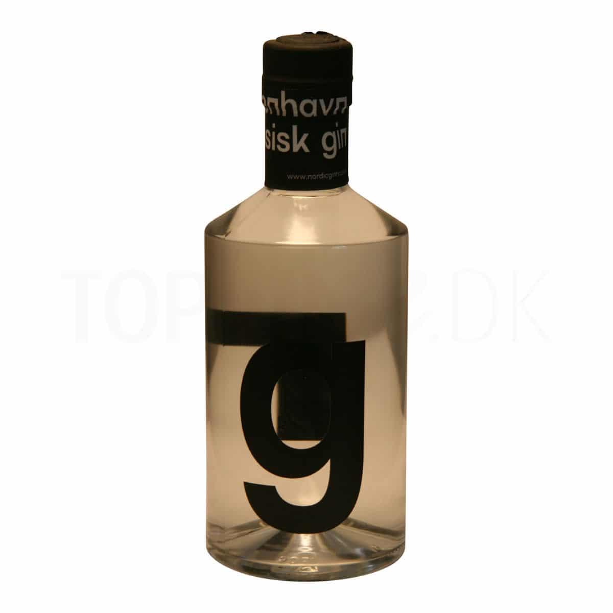 Topvine Koebenhavn klassisk gin