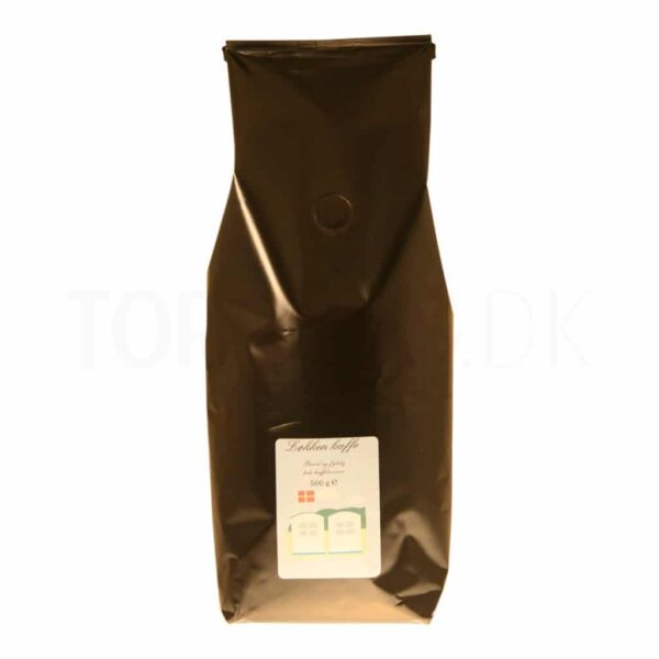 Topvine L_kken kaffe 500g