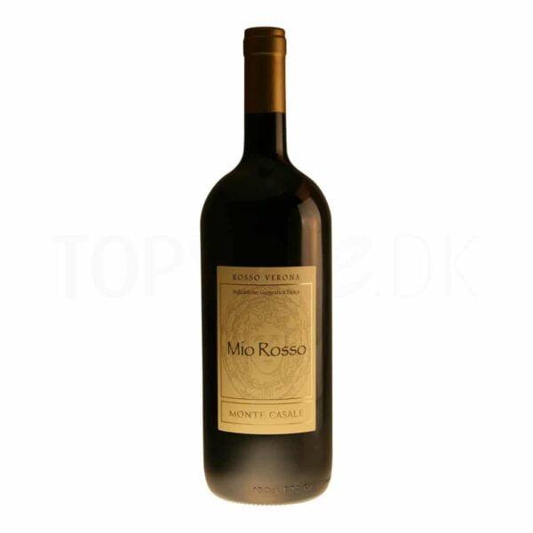 Topvine Monte Casale Mio Rosso Magnum 2015-red