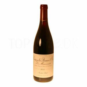 Topvine Nicolas Potel Sauvigny-Les-Beaune 1er Cru Les Marconnets 2014