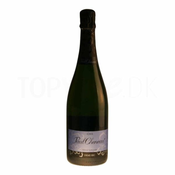 Topvine Paul Cheneau Demi Sec Cava-red