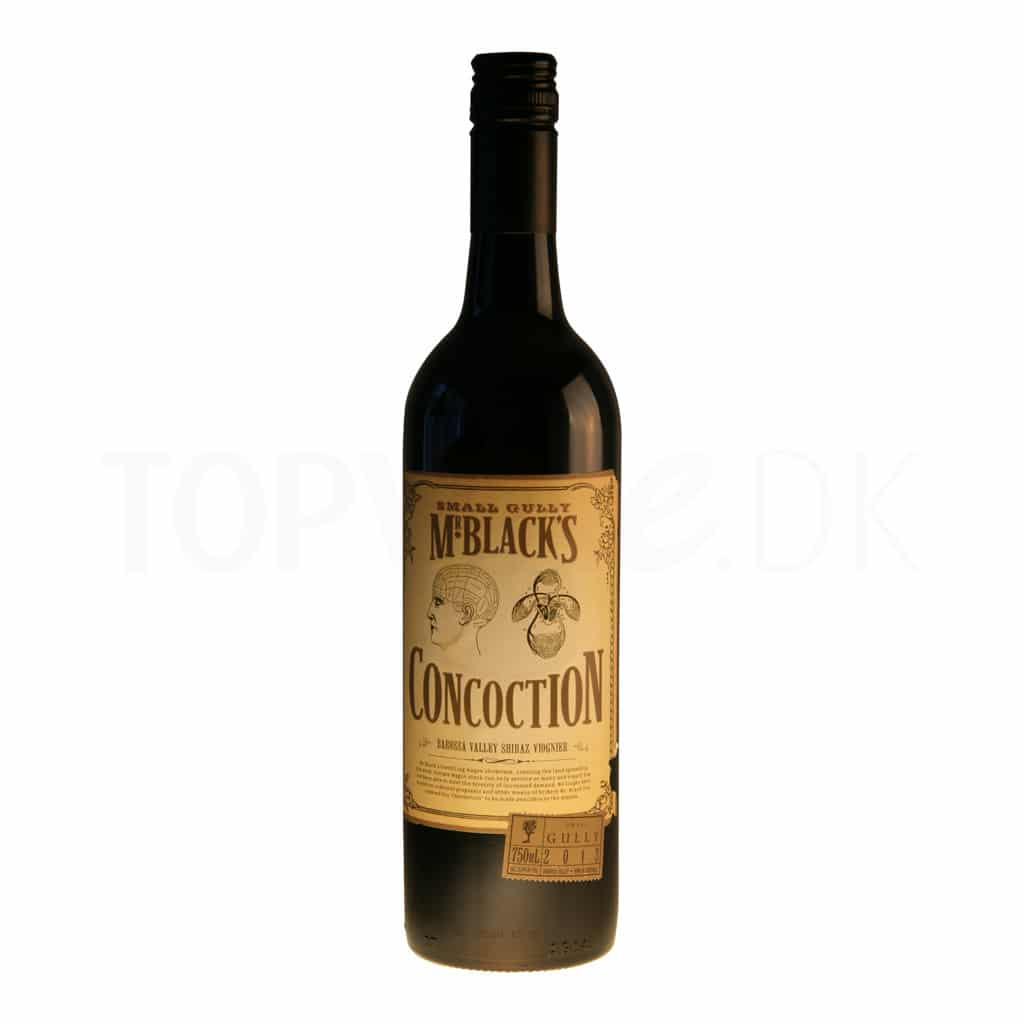 Topvine Small Gully Concoction Shiraz 2013