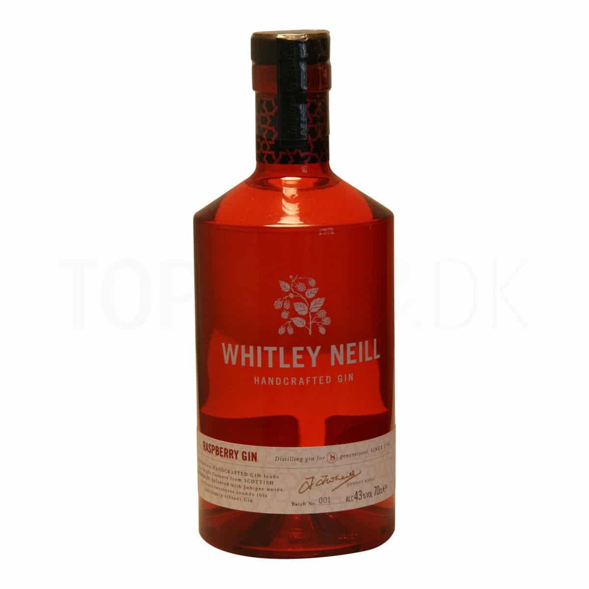 Topvine Whitley Neill rapsberry gin