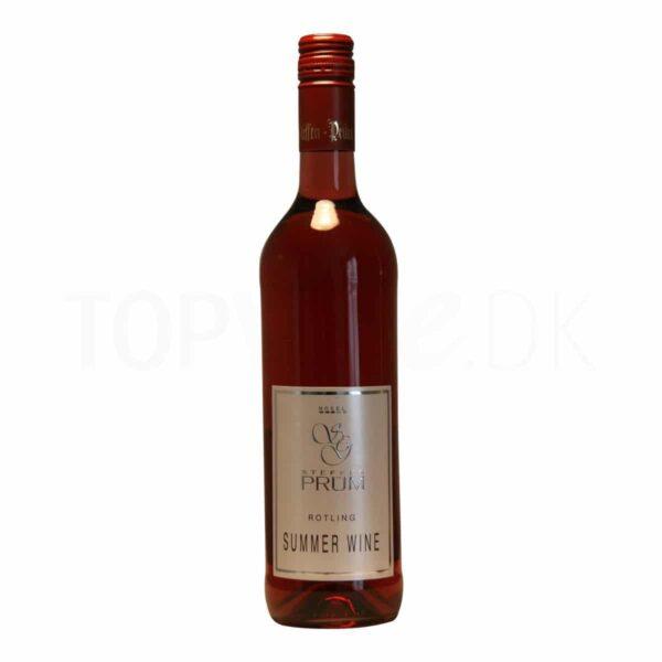 S.G. Pr_m Rotling Summer Wine 2017 – red