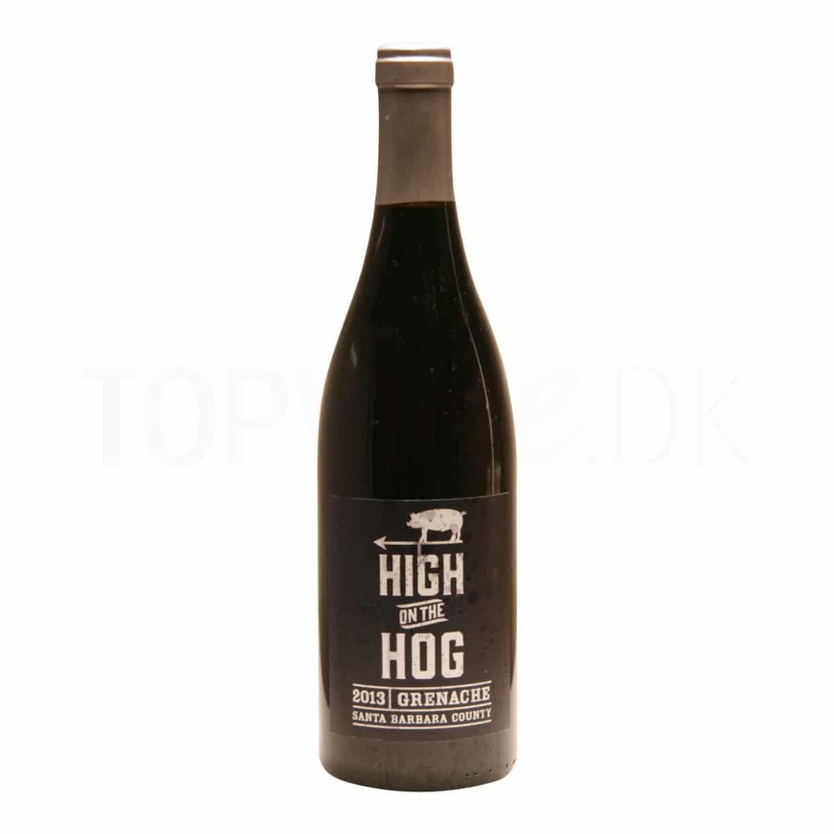 Topvine McPrice Meyers High on the hog 2013 Grenache