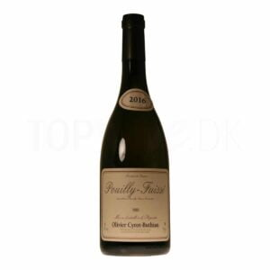 Topvine Olivier Cyrot-Buthiau Pouilly-Fuisse 2016