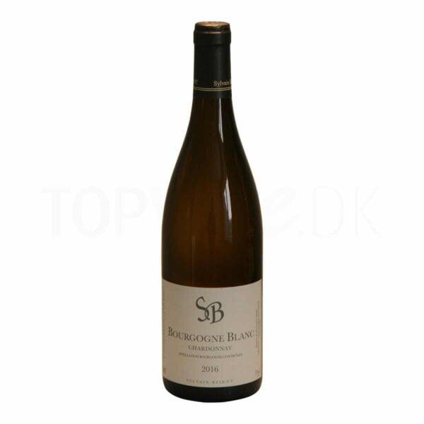 Topvine Sylvain Bzikot Bourgogne Blanc Chardonnay 2016