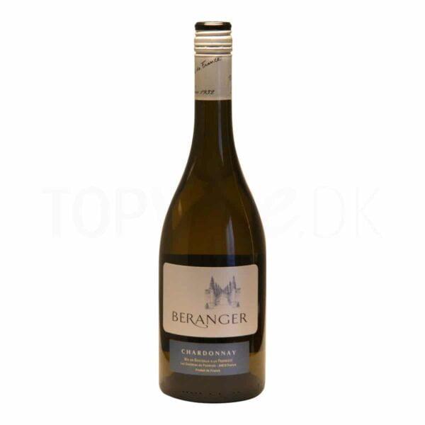 Topvine Beranger Chardonnay 2016