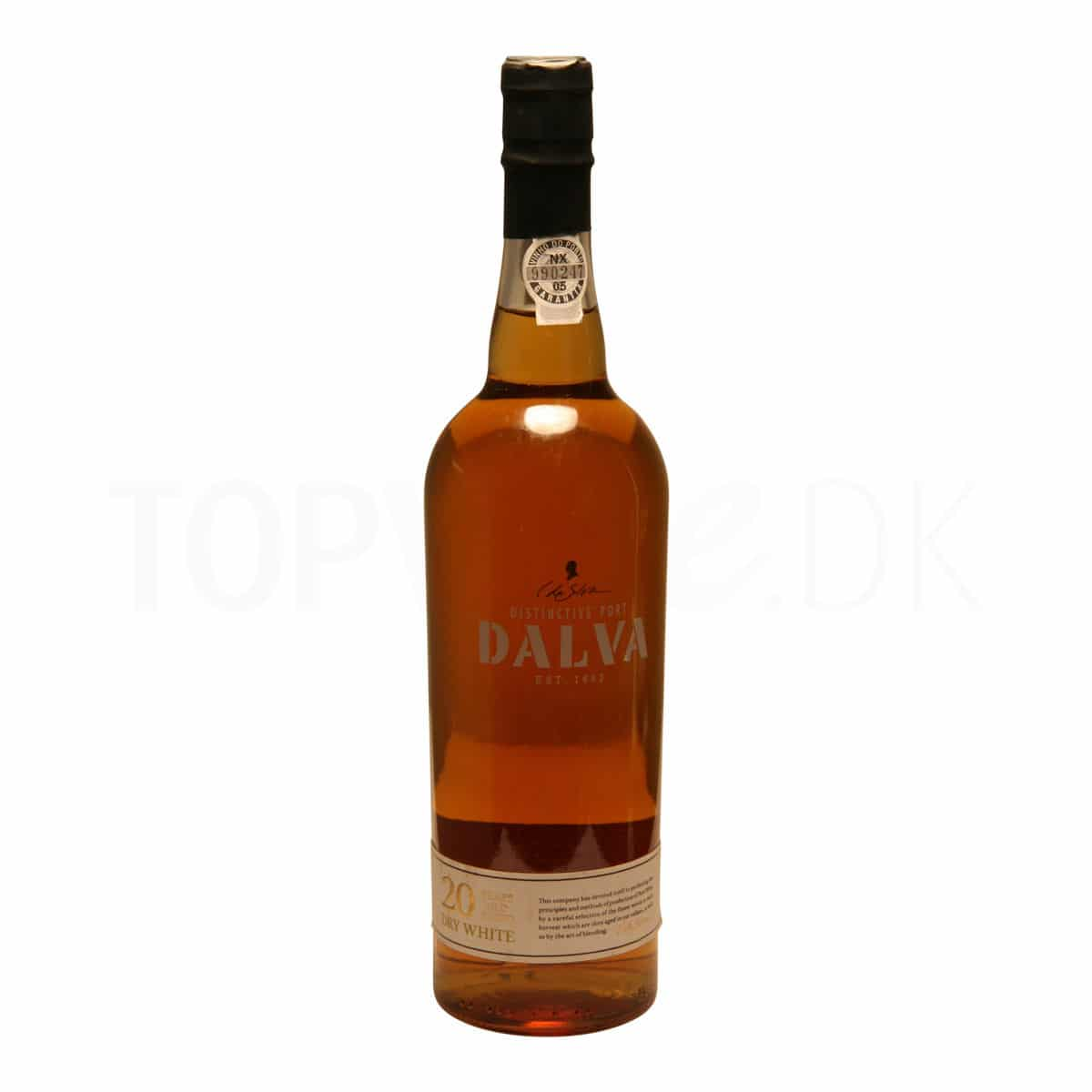 Topvine Dalva 20 _rs hvid port