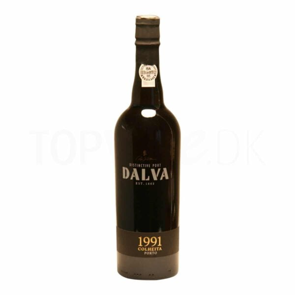 Topvine Dalva Colheita port 1991