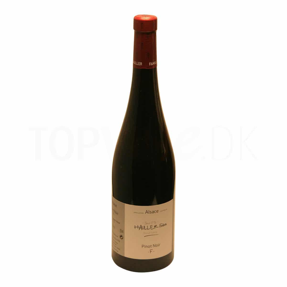 Topvine Hauller Pinot Noir Signatur