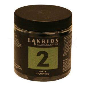Topvine Johan Buelow Lakrids No. 2, 150 g