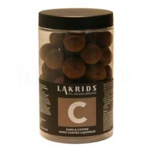 Topvine Johan Buelow Lakrids No. C, 250 g
