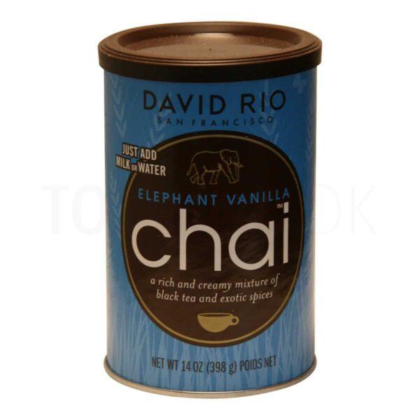 Topvine David Rio-Elephant vanilla Chai tea