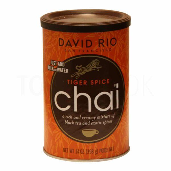 Topvine David Rio Tiger Spice Chai tea