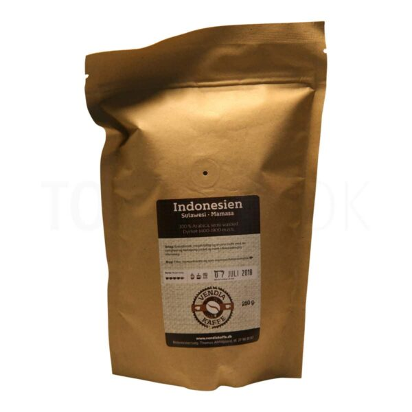 Topvine - Indonesien kaffe-250g