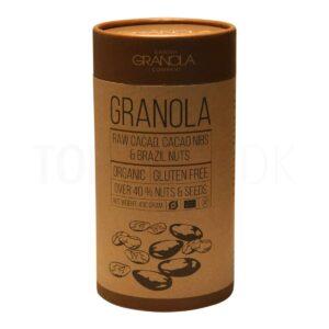 Topvine Granola med raakakao