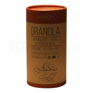 Topvine Granola orange-aeble-cashewnoedder
