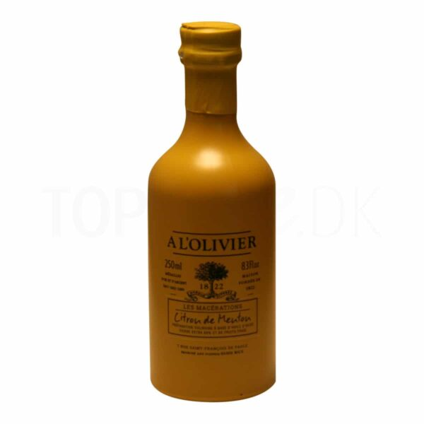 Topvine A L Olivier citronolie