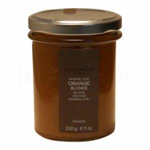 Topvine Alain Milliat - Fransk appelsin marmelade, 230 gr