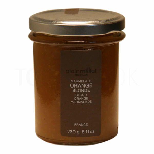 Topvine Alain Milliat – Fransk appelsin marmelade, 230 gr