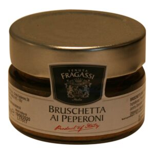 Topvine Bruschetta ai peperoni