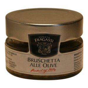 Topvine Bruschetta alle olive