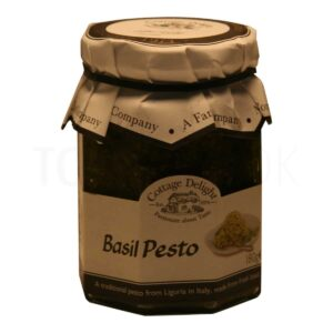 Topvine Cottage Delight Basil Pesto, 180 g