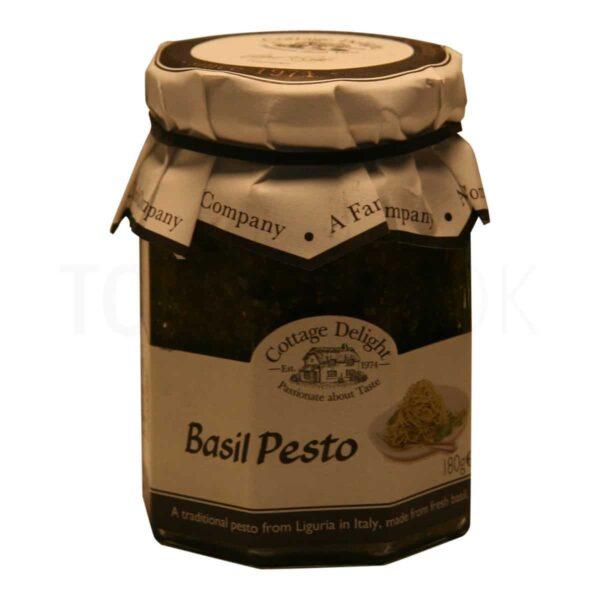 Topvine Cottage Delight Basil Pesto, 180 g