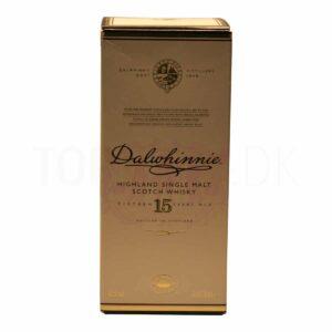 Topvine Dalwhinnie 15 aars Highland Single Malt Whisky