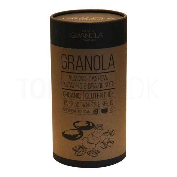 Topvine – Danish Granola med noeddemix