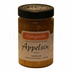 Topvine Hybengaarden Appelsin marmelade