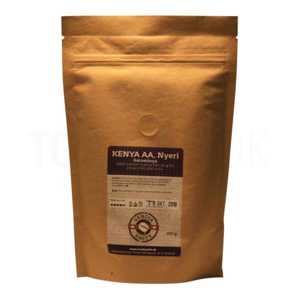 Topvine Kenya kaffe 250 g