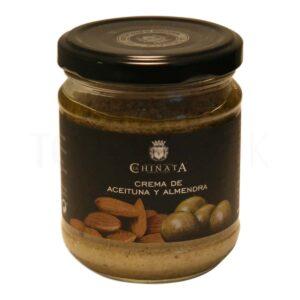 Topvine La Chinata - Groenne oliven & mandel tapenade, 180 gr